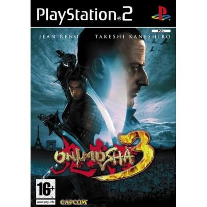 Onimusha 3: Demon Siege (PS2)