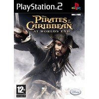 Pirates of the Caribbean: At Worlds End (PS2)