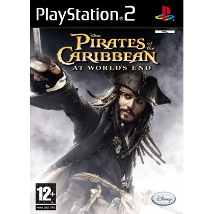 Pirates of the Caribbean: At World's End (PS2)