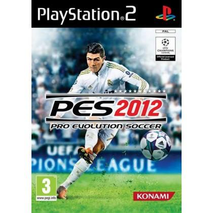 Pro Evolution Soccer 2012 (PS2) Русские субтитры