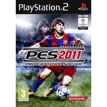 Pro Evolution Soccer 2011 (PS2) Русские субтитры