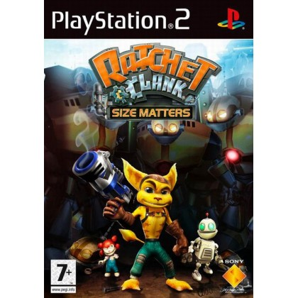 Ratchet & Clank: Size Matters (PS2)