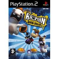 Rayman Бешеные кролики (PS2)