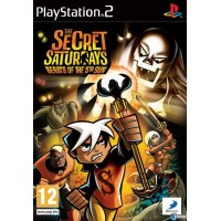 Secret Saturdays: Beasts of the 5th Sun (PS2)