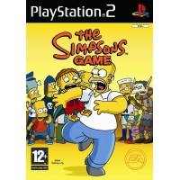 Simpsons Game (PS2)