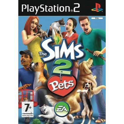 Sims 2: Pets  (PS2)