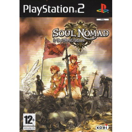 Soul Nomad & The World Eaters (PS2)
