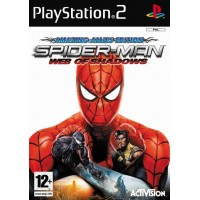 Spider-Man: Web of Shadows - Amazing Allies Edition (PS2)