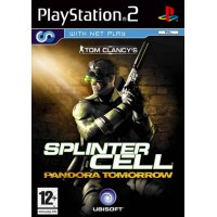 Splinter Cell: Pandora Tomorrow (PS2)