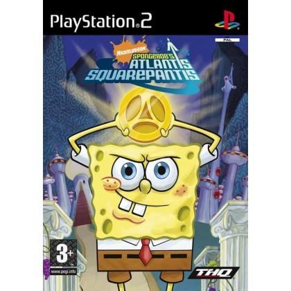 SpongeBob's Atlantis Squarepantis (PS2)