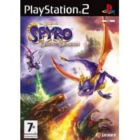 Легенда о Спайро: Рождение дракона (PS2) Русская версия