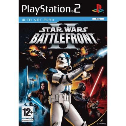 Star Wars: Battlefront 2 (PS2)