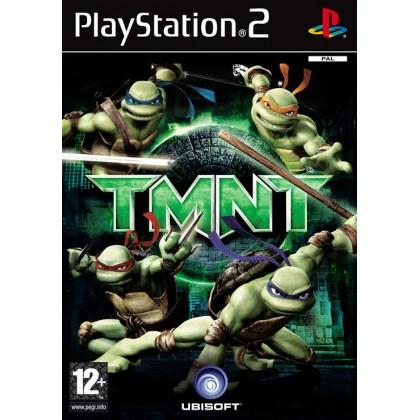 TMNT: Черепашки Ниндзя (PS2)
