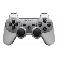 Геймпад Dualshock 3 Wireless Controller для PS3 (серый)