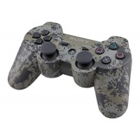 Геймпад Dualshock 3 Wireless Controller для PS3 (камуфляж)