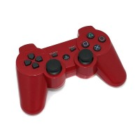 Геймпад Dualshock 3 Wireless Controller для PS3 (красный)