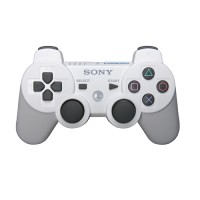Геймпад Dualshock 3 Wireless Controller для PS3 (белый)