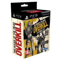 Комплект House of the Dead Overkill + PS Move (PS3)