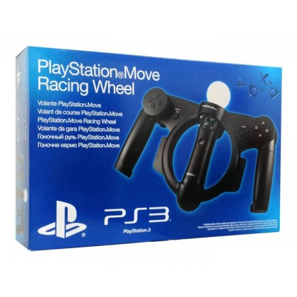 Гоночный руль PlayStation Move Racing Wheel (PS3)