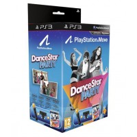 PS Move Starter Pack + игра DanceStar Party (PS3)