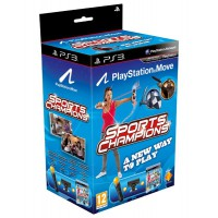 PS Move Starter Pack + игра Праздник Спорта (PS3)