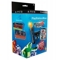 PS Move Starter Pack + игра Virtua Tennis 4 (PS3)