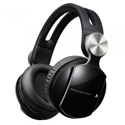 Гарнитура беспроводная 7.1 SONY Pulse Wireless Stereo Headset (PS3/PC)
