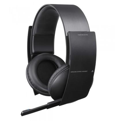 Гарнитура беспроводная 7.1 SONY Wireless Stereo Headset (PS3/PC)