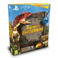 Прогулки с динозаврами + Wonderbook (PS3)