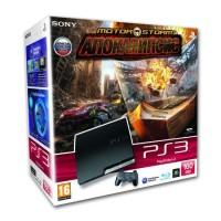Игровая приставка Sony PS3 Slim (160 Gb) + MotorStorm Апока...
