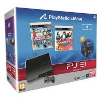 Игровая приставка Sony PS3 Slim (160 Gb) + Праздник Спорта +...