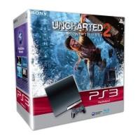 Игровая приставка Sony PS3 Slim (250 Gb) + Uncharted 2