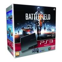 Игровая приставка Sony PS3 Slim (320 Gb) + Battlefield 3