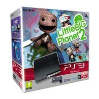 Игровая приставка Sony PS3 Slim (320 Gb) + LittleBigPlanet 2