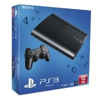 Игровая приставка Sony PS3 Super Slim (12 Gb)