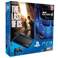 Игровая приставка Sony PS3 Super Slim (500 Gb) + GT6