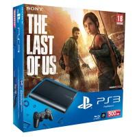 Игровая приставка Sony PS3 Super Slim (500 Gb) + Одни из..