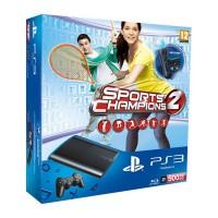 Игровая приставка Sony PS3 Super Slim (500 Gb) + Праз..