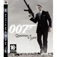 007 Квант Милосердия (PS3) Русская версия