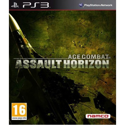 Ace Combat: Assault Horizon Limited Edition (PS3) Русские субтитры