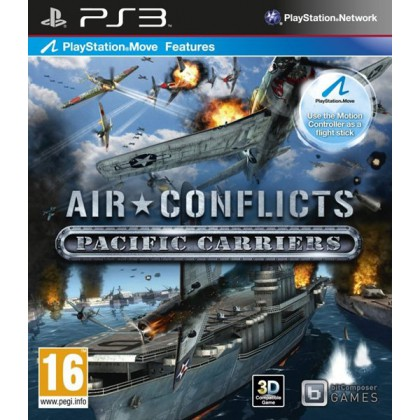 Air Conflicts: Pacific Carriers (PS3)