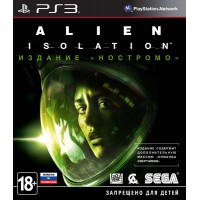 Alien: Isolation Nostromo Edition (PS3) Русская версия