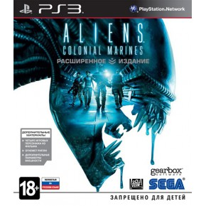 Aliens Colonial Marines Limited Edition (PS3) Русская версия