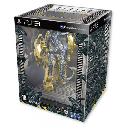 Aliens Colonial Marines Collectors Edition (PS3) Русская версия