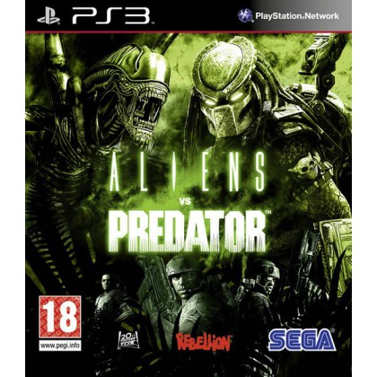 Aliens vs. Predator (PS3)