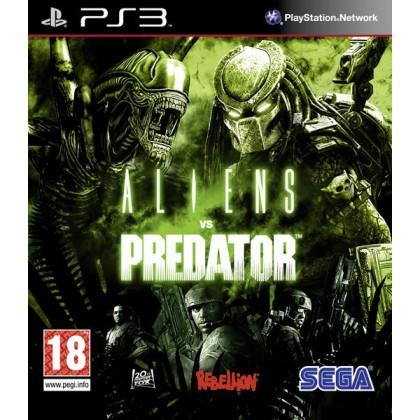 Aliens vs. Predator (PS3)