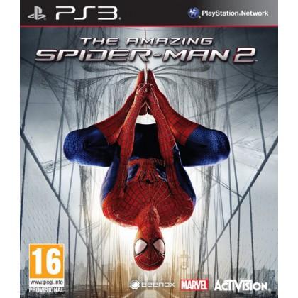 Amazing Spider-Man 2: Новый Человек-паук 2 (PS3) Русская версия