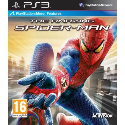 Amazing Spider-Man: Новый Человек-паук (PS3) Русская версия