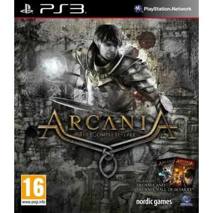 Arcania: Complete Tale (PS3) Русская версия