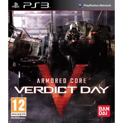 Armored Core: Verdict Day (PS3)